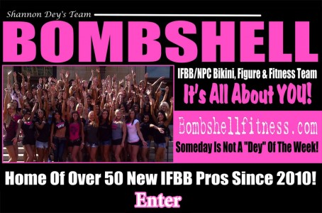 Team Bombshell Here I Come :-)