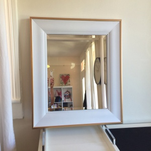 After, DIY, Mirror, Redesign,
