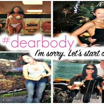 Dear body. A letter to myself.