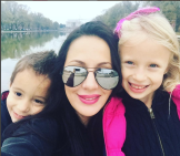 The Littles And I On Holiday In Washington, DC.